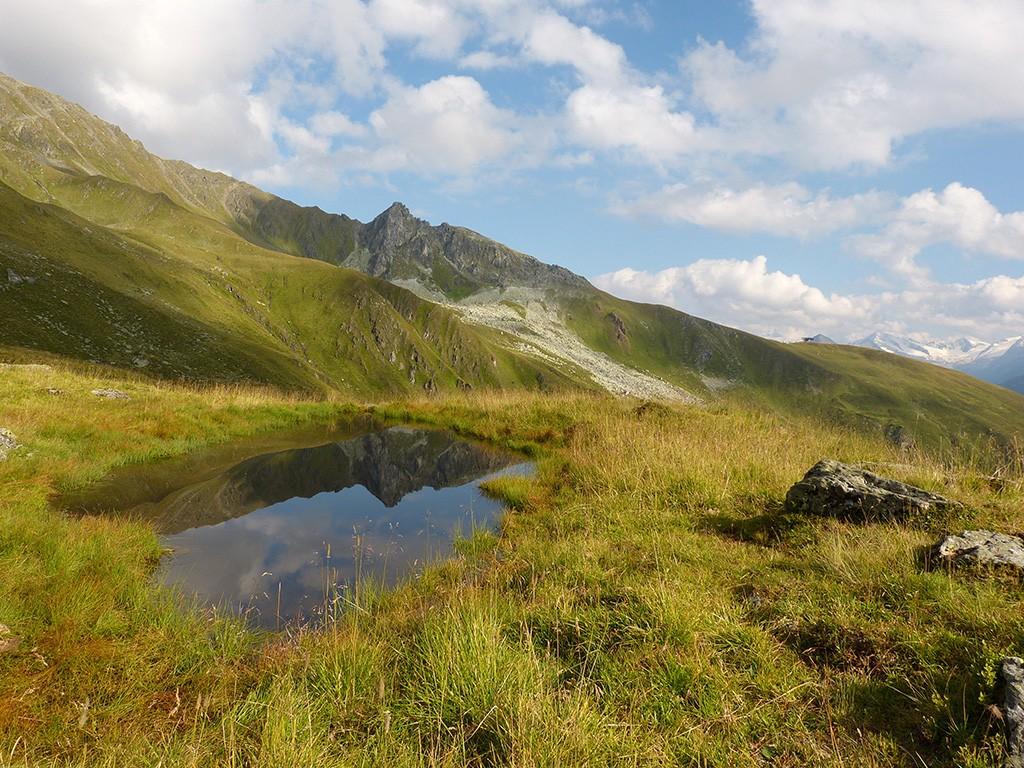 Ein Naturidyll mitten in den Ötztaler Alpen