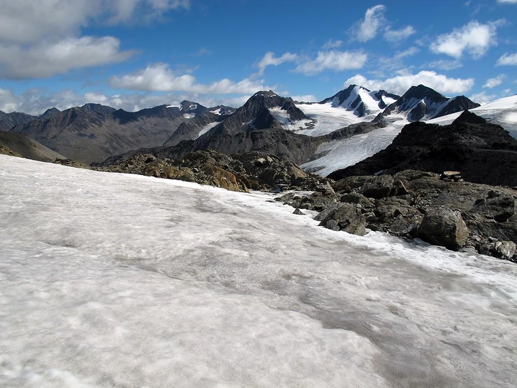 Ötztal Gletscher