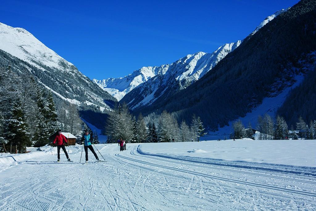 Skilanglauf Ötztal
